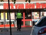 Gewapende overval op supermarkt Dirk van den Broek in Oud Gastel