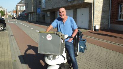 Van 0 naar 1.213 stemmen: krantenverdeler Francky De Coster is onverwacht stemmenkanon van Open Zulte