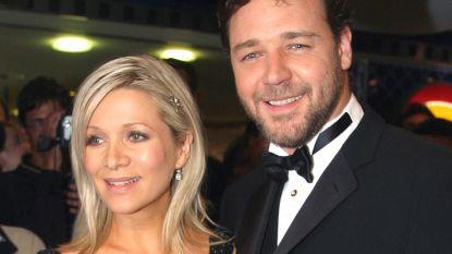 Russell Crowe is nu ook op papier gescheiden