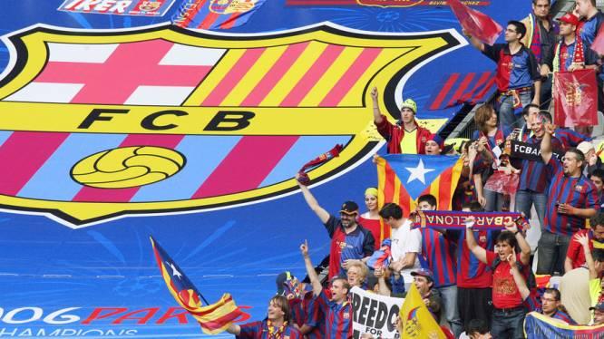 FC Barcelona noemt verbod 'onrechtvaardig'