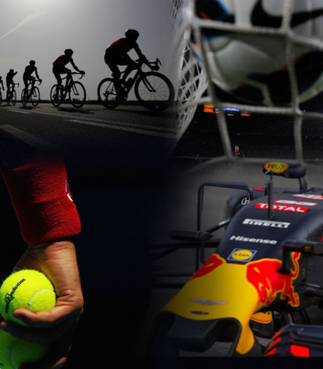 Sport Vandaag: Eredivisie en vrije trainingen F1