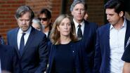 'Desperate Housewife' Felicity Huffman meldt zich aan in gevangenis