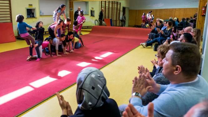 Circus Kummelé start lessen weer op