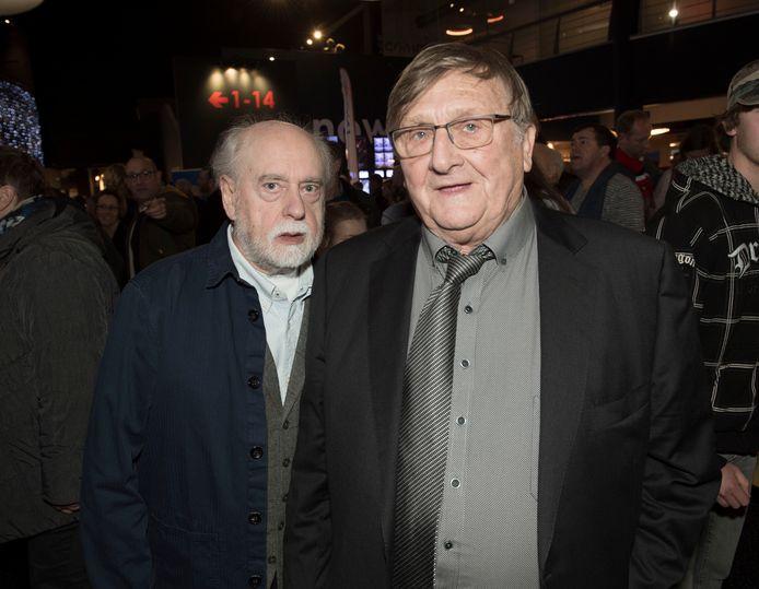 Tuur De Weert (links) en Jaak Van Assche.