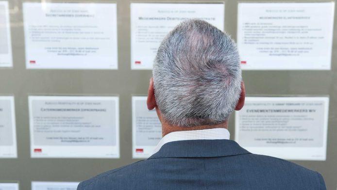 De Vlaamse werkloosheid komt in januari uit op 8,11 procent.