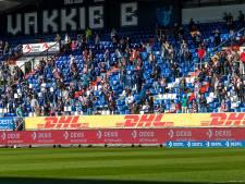Stadion mag niet vol bij Willem II - Feyenoord