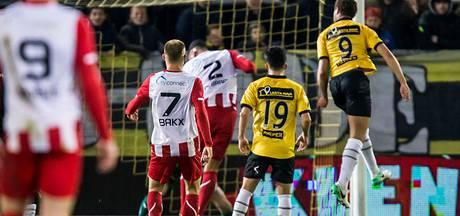 NAC klopt FC Oss met 4-1 na dramatische eerste helft