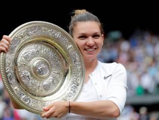 Simona Halep kan titel op Wimbledon niet verdedigen