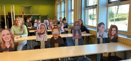 Sander (24) en zijn medestudenten van Saxion bedachten een manier om de klas 'vol' te krijgen