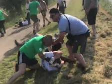 Hooligans uit Zwolle krijgen lichtere straf voor georganiseerde vechtpartij bij Laag Zuthem