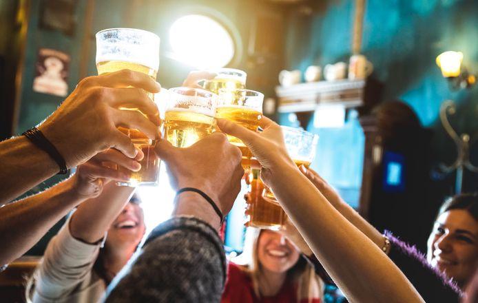 Veel opnames in het JBZ hebben te maken met alcoholgebruik.
