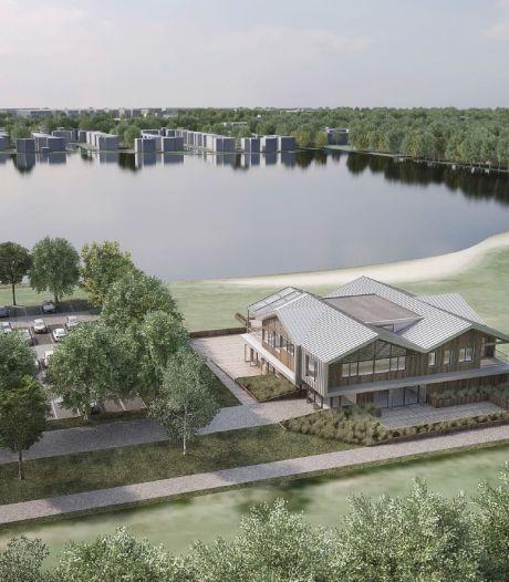 Plan voor groot horecacomplex aan de Asterdplas in Breda