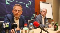 Bestuur Pro League geeft voorkeur aan competitie met 16 zónder Waasland-Beveren, op 31 juli volgt nieuwe stemming