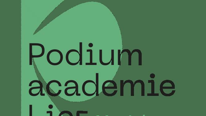 Podiumacademie wordt volgend jaar honderd en gaat dat vieren met jubileummusical