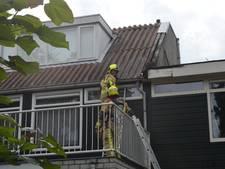 Brand in Voorburgse woning na werkzaamheden