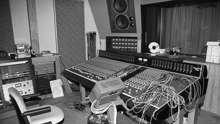 De studio in Paisley Park net na de voltooiing in 1988. Beeld Getty Images