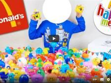 McDonald's visé par une plainte pour avoir eu recours à des enfants influenceurs