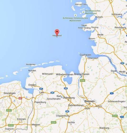 Inwoners van Cuxhaven en Bremerhaven klaagden vannacht bij de politie over stank.