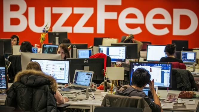 """""""Mediabedrijf BuzzFeed werkt aan beursgang"""""""
