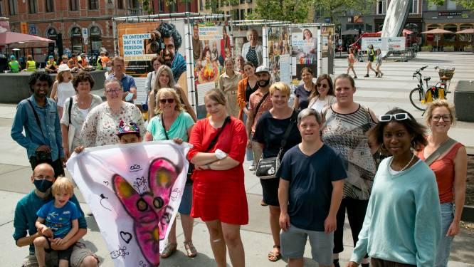 """""""Doelgerichte inspanningen doen tegen uitsluiting"""": 'Iedereen Mee'-campagne heel zichtbaar in Sint-Niklase stadskern"""