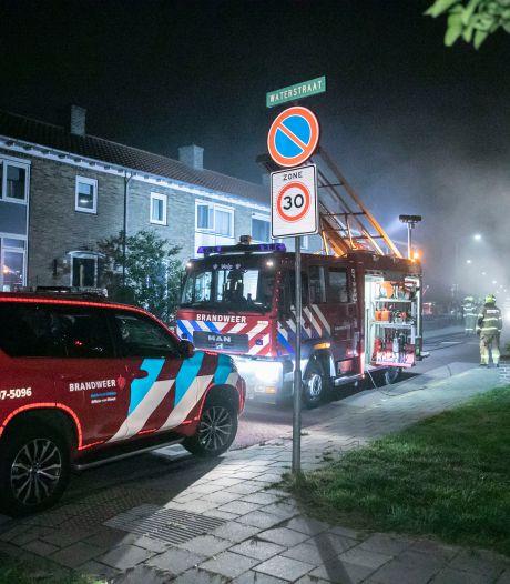 Bewoner ontsnapt uit raam bij woningbrand Velp