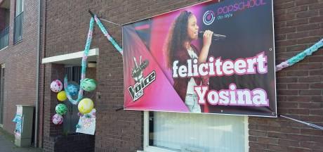 Nuchter Olst gunt Yosina haar succes