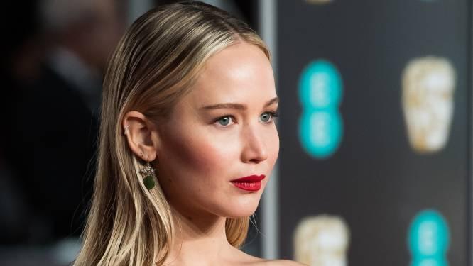 Filmopnames voor onbepaalde tijd gestaakt: Jennifer Lawrence krijgt glas in oog op set