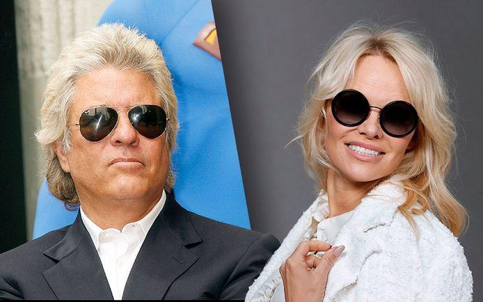 Jon Peters et Pamela Anderson ne sont restés mariés que 12 petits jours.