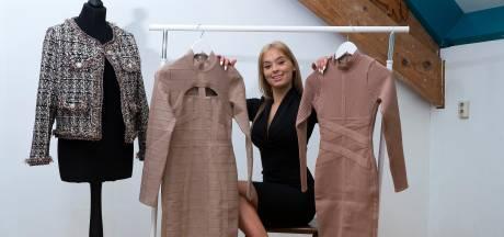 Sietske (19) begint kledingbedrijf en houdt van sexy jurkjes: 'Op het randje, maar niet ordinair'