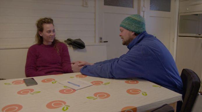 Boer Jan met Nienke.