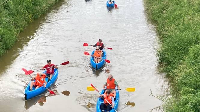 Vaarverbod op bevaarbare waterlopen op het grondgebied van Diest