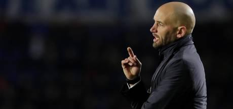 NAC-trainer Van der Gaag geeft na kort nachtje ruimte voor speculatie: 'Nadenken over mijn eigen functioneren, dat is logisch'
