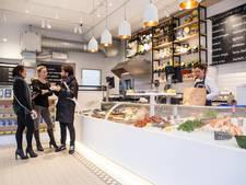 The Seafood Shop sluit na verbod op eten in de winkel