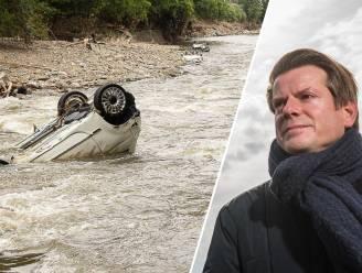 """Weerman Dehenauw over noodweer juli: """"Twee dagen voordien al duidelijk dat er enorm veel regen zou vallen. Ik was ervan overtuigd dat er iets ergs zou gebeuren"""""""