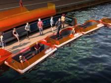 Zelfsturende boot mag proefdraaien rondom Marineterrein