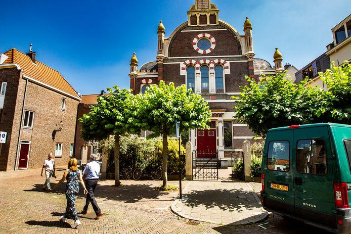De (voormalige) Joodse synagoge in Deventer