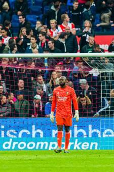Feyenoord morst ook punten tegen Heracles en blijft steken in rechterrijtje