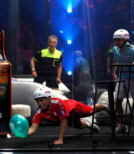 Le succès fou du Mondial de ballons de baudruche organisé par Gerard Piqué
