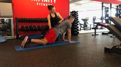 Infinity Fitness zoekt vrijwilligers voor rugonderzoek