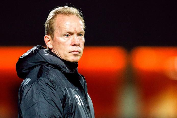 FC Den Bosch-trainer Wil Boessen.