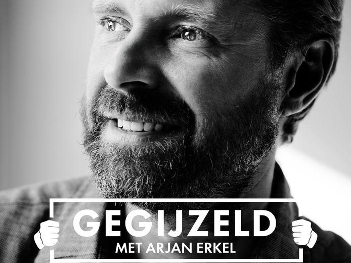 Joost Rigter bij Gegijzeld met Arjan Erkel.