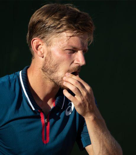 Classement ATP: David Goffin perd deux places