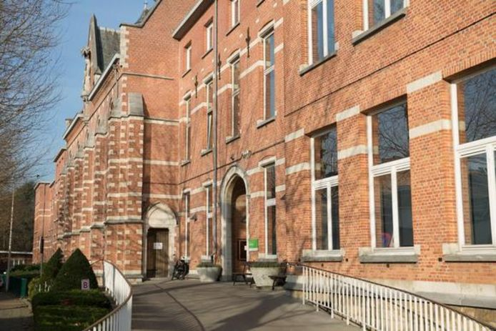 WZC Sint-Anna in Berchem.