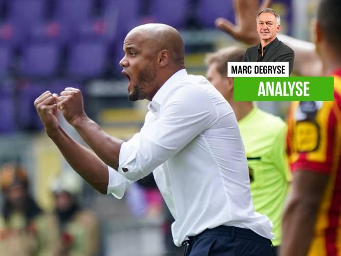 """Volgens Degryse is er geen plaats voor euforie bij Anderlecht na 7-2-zege: """"Refaelov en Ait El Hadj moeten teleurgesteld zijn in zichzelf"""""""