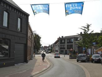 Na Gullegem krijgt nu ook het centrum van Moorsele een fietszone