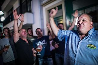 fotoreeks over De overwinning van Forza Ninove door de lens van onze fotograaf