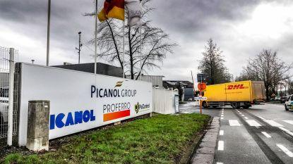 Weefgetouwenproducent Picanol denkt volgende week opnieuw volledig operationeel te zijn