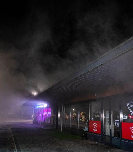 Wie heeft het op deze cafetaria in Arnhem gemunt? 'Bleef niet bij die vechtpartij'