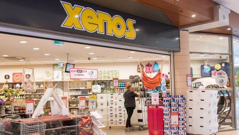 Drie Amsterdamse Xenos-winkels zullen doorgaan als Casa-formule. Beeld anp