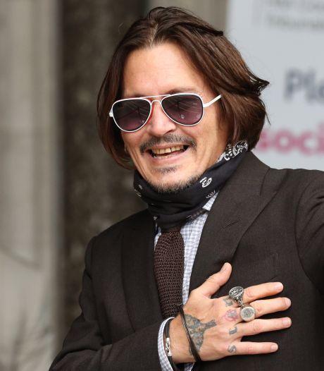 Johnny Depp: 'Niemand is veilig in huidige cancelcultuur'